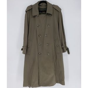 Brooks Brothers | Double Breasted Trench Coat